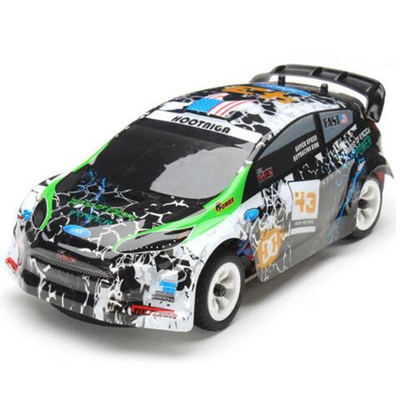 Wltoys K989 RC Racing Car 4WD 2.4GHz Drift Remote Control Toys High Speed 30km/h EVAN