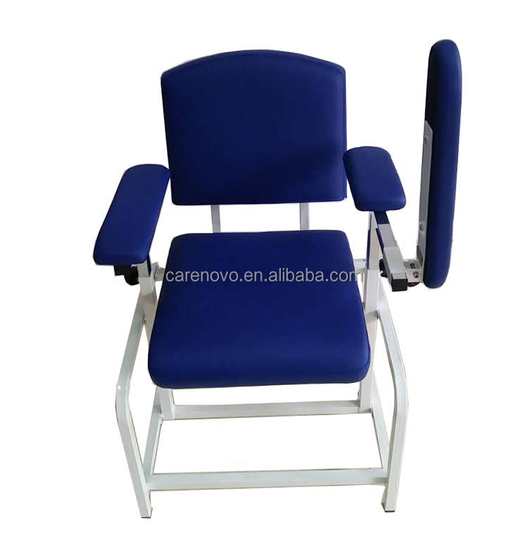 Factory sale phlebotomy blood drawing chair