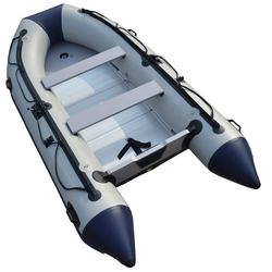 CE 6 Persons Korea Pvc Fabric Folding Inflatable Air Boat