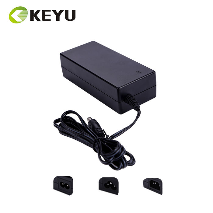Adaptor 100 240 V 1.5A plastik 50 60Hz Ac/Dc Adaptor Baterai Charger 12V5A Power Supply Transformator 12 V 5A Lcd Monitor Adapter