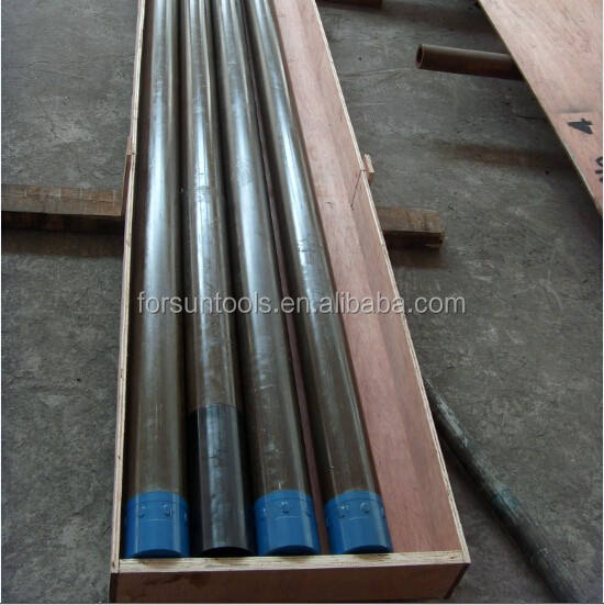 T6 series conventional double tube core barrel
