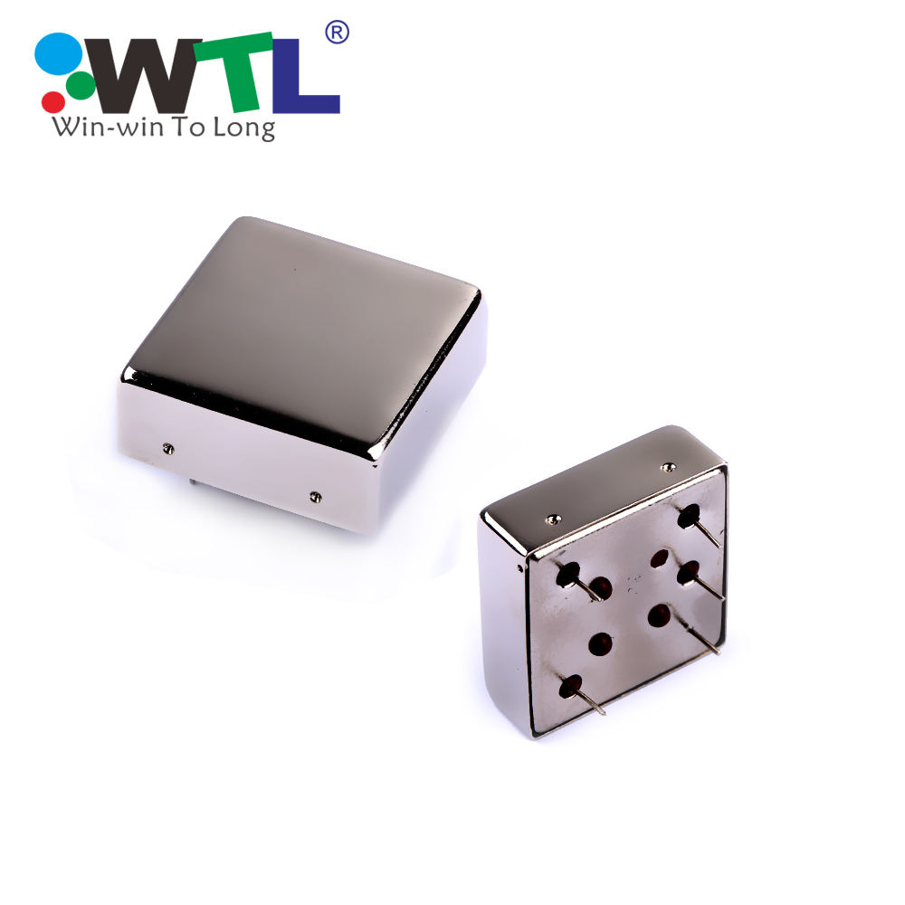 Free Sample WTL OLH Series 10MHz OCXO Oven Controlled Crystal Oscillator Ultra-precision 25.4*25.4mm OCXO/5V/3 PPB/-30+70'C/Rectangular
