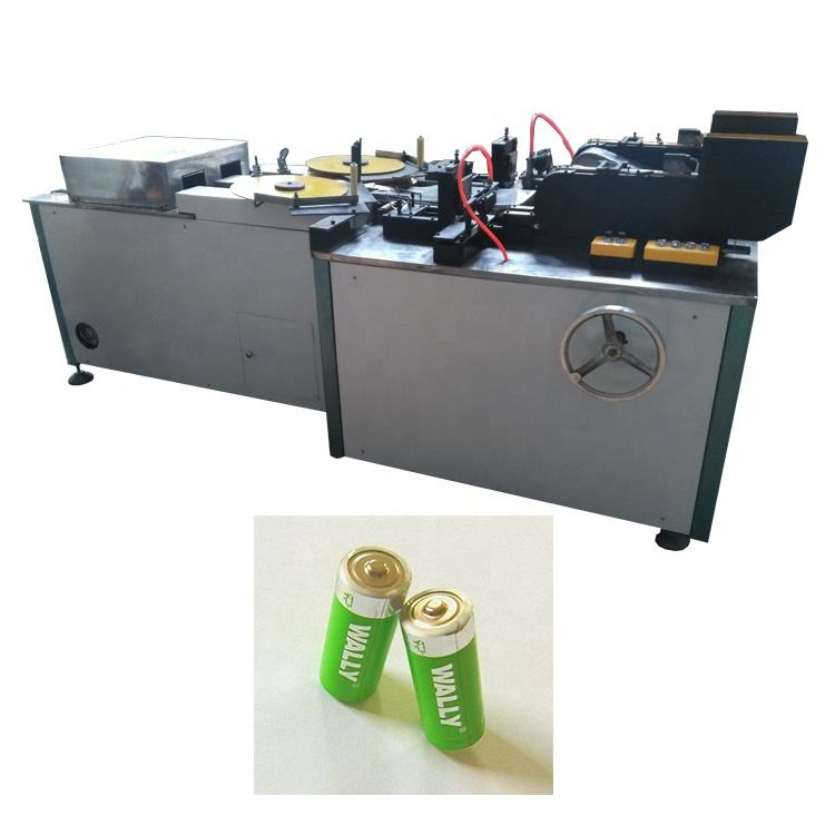 high speed Fully Automatic alkaline battery making machine