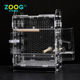 Excellent quality acrylic decorative parrot bird cages for sale