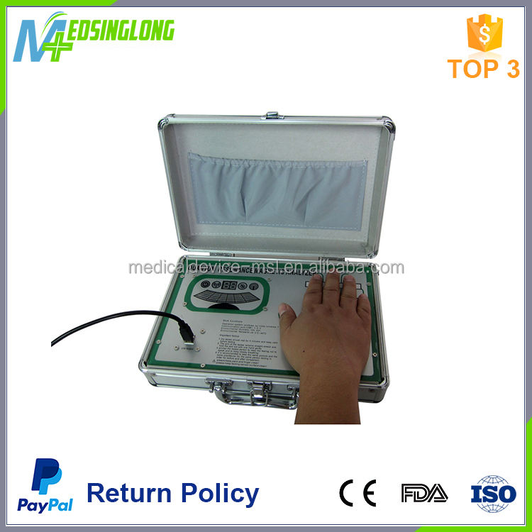 China Cheapest big Quantum resonance magnetic analyzer with 41 test reports