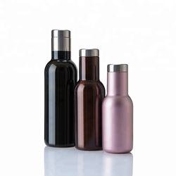 Everich 12/20/25OZ Vacuum flask Stainless Steel Wine Bottle