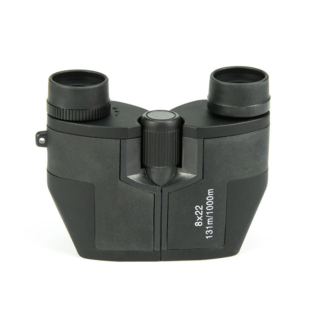 Factory Directly Supply Rate 8x22 Porro Compact Opera Binoculars Telescope With Competitive Price