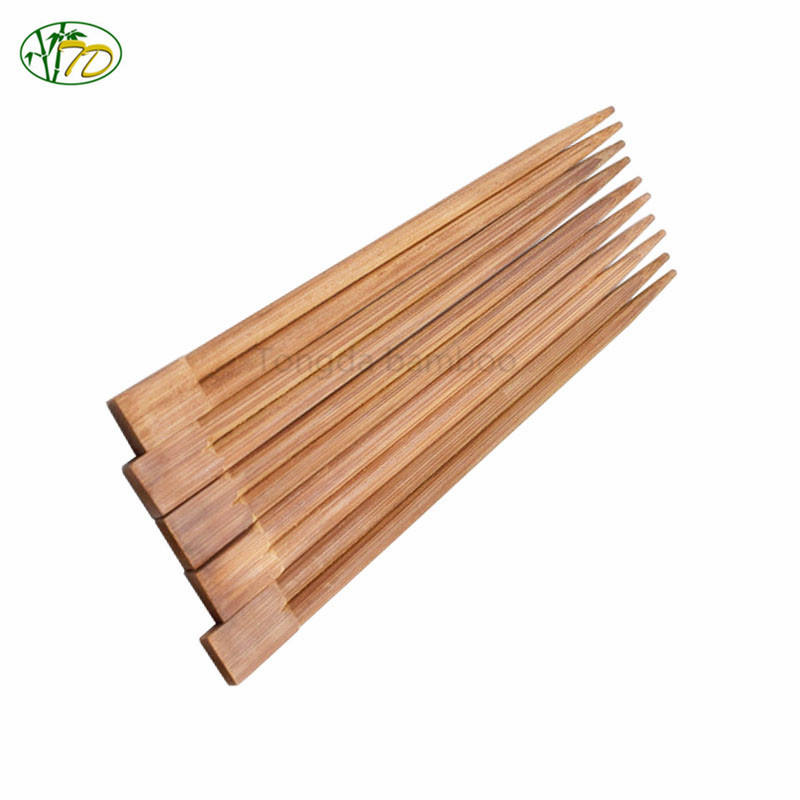 Promotion Disposable Japanese Carbonized Bamboo Chopsticks