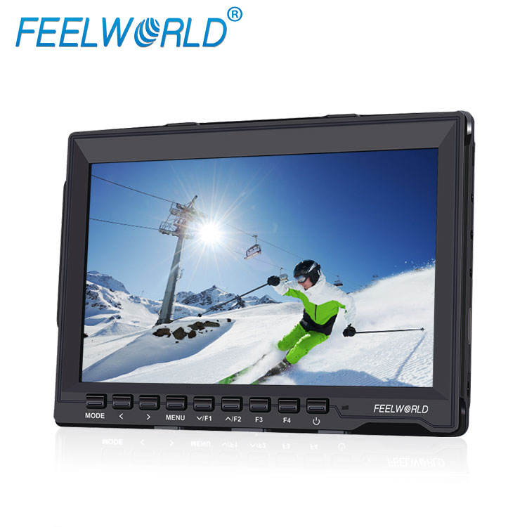 1080p Lcd Screen Portable And Slim Ips Panel 7 Inch Small Monitor With Hdmi