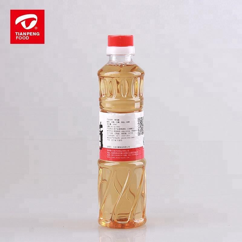 1L Top brand rice vinegar from China with Japanese style