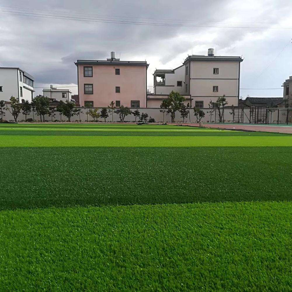 40mm 50mm 60mm synthetic grass for football field with different price and quality level