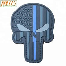 Label Custom Rubber Embossed 3D Soft Hat PVC Patch