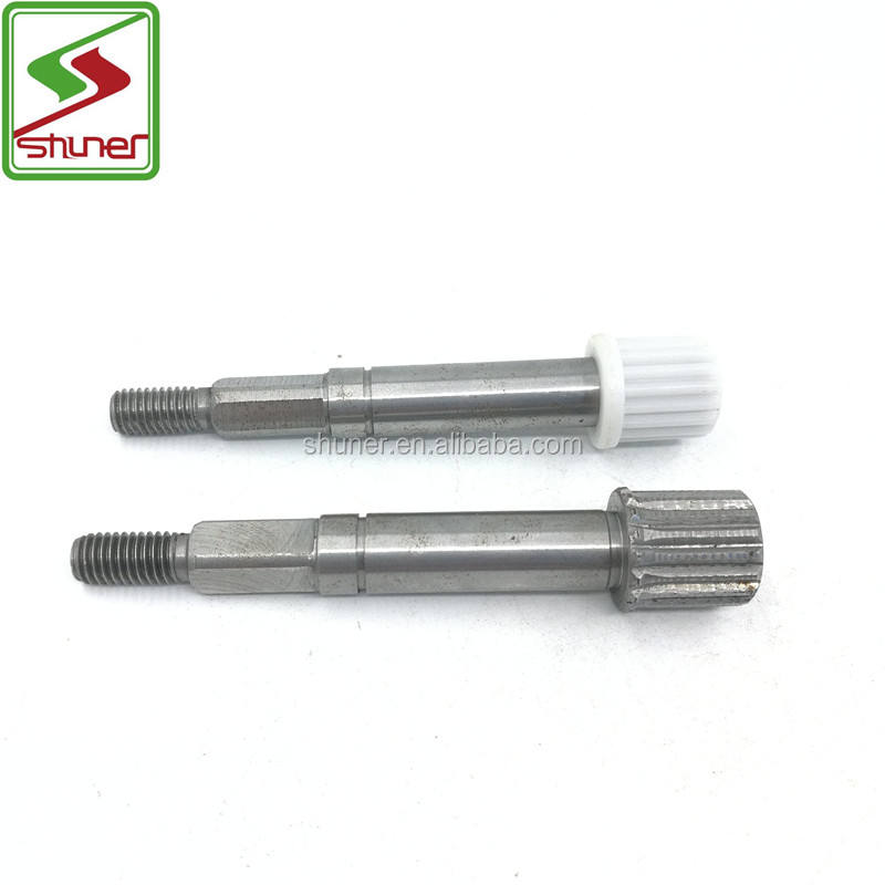 Customized Washing Machine Gear Box Shaft / Washing Machine Parts Factory Price
