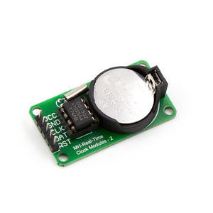 중국 Supplier 의 RTC DS1302 Real Time Clock Module CR2032 와 Battery