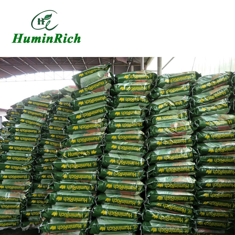 HuminRich Contain Amino Acid Granular Fertilizer Humic Acid Organic Npk Fertilizer