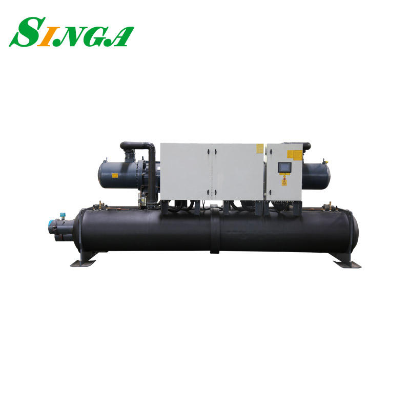 industrial water-cooled screw water chiller