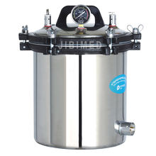 portable steam sterilizer 24 liters autoclave 12/18 liter sterilization pot in stock