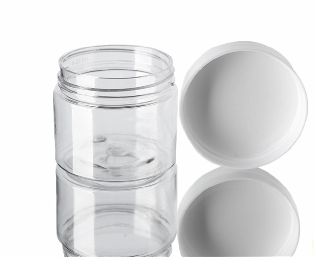 100ml 1 ounce 200g 25ml 30g 250ml 500ml 8oz 1000ml plastic jar with lids