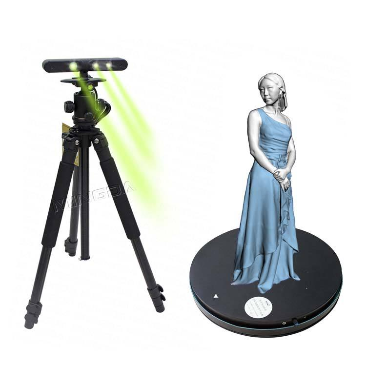 China MINGDA 3D Body Scanner MD-7000 3D Scanners for 3D Printer Machine All In One