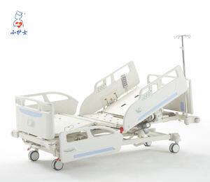 ICU Bed fast delivery for large qty , Five Function Electric Intensive Care Hospital Bed