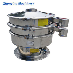 Circular Sieve Machine For Mustard Seeds--zhenying Vibrating screen