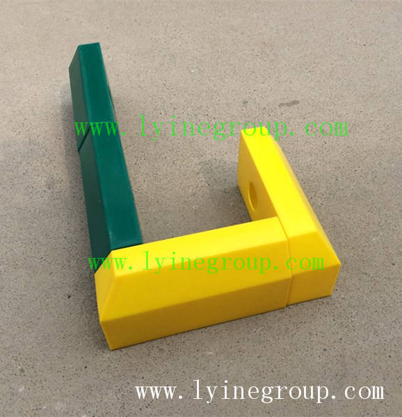 paving kerb stone prices Factory High Quality plastic mould for precast concrete curbstone, curbstone plastic molds, kerb mould