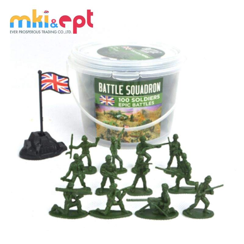 Military toy soldier play set kids plastic finger mini army toys for sale
