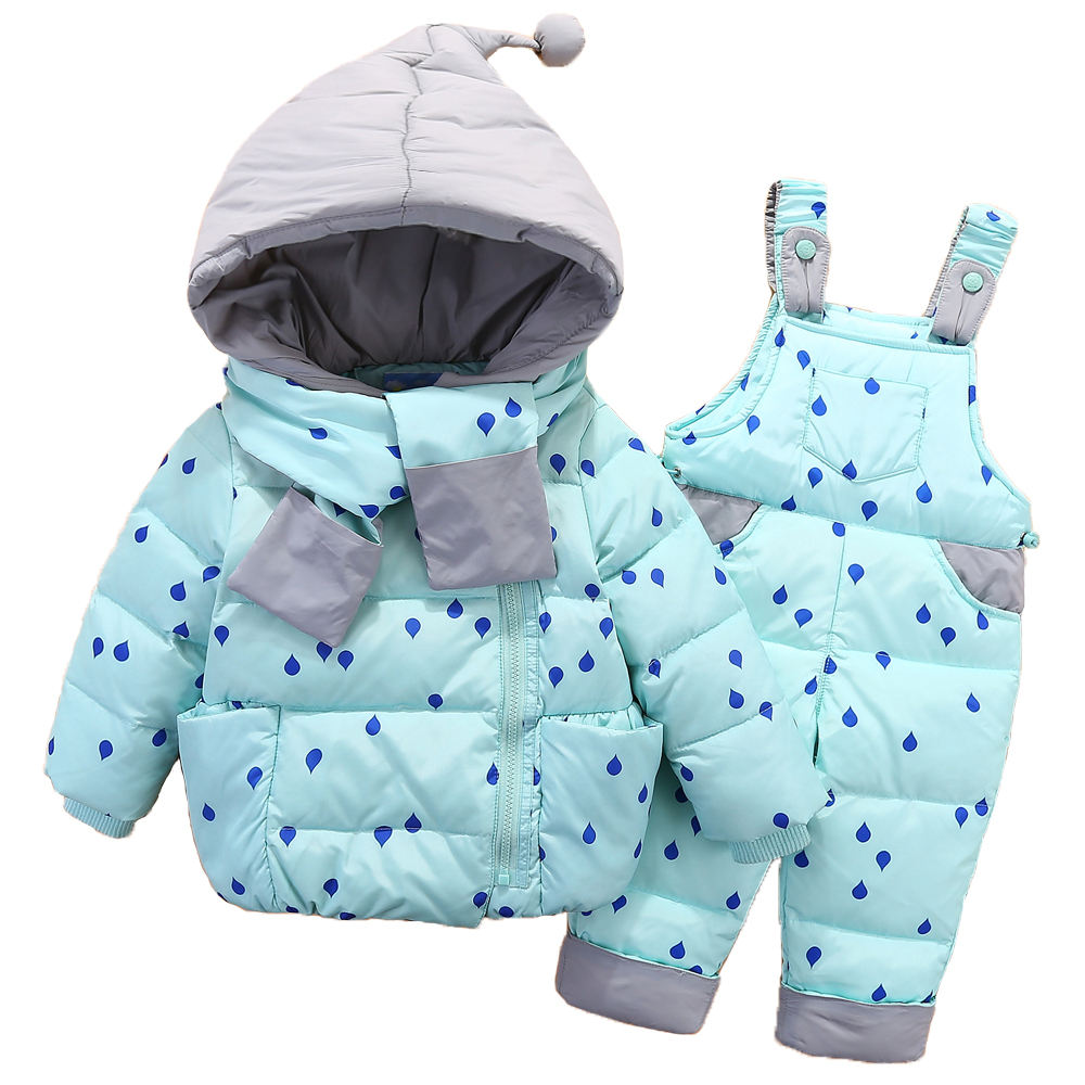 Winter Jacket Children Girls Children Down Jacket Suit Girl Prom Bangladesh New Products On China Market