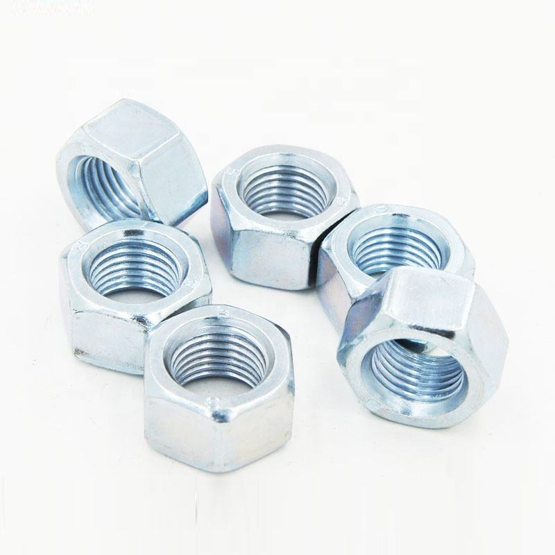 GB6170 M5-36 Carbon steel zinc plated hexagon bolt and nut