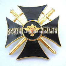 MEDAL ORDER STAR MARSHAL BADGE USSR, Soviet medal badge
