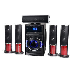 High quality home theater speaker 5.1 audio amplifier kit dvd player