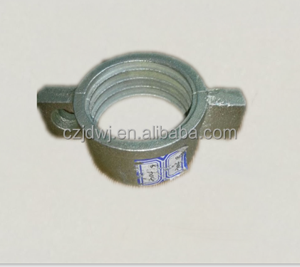 Scaffolding parts adjustable steel shoring prop nut for construction