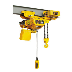 China Manufacture hot sales 1.5 ton electric chain hoist
