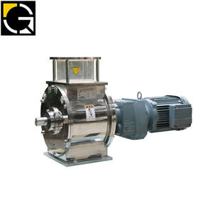 Carbon Steel/ cast iron/ stainless steel small rotary valve