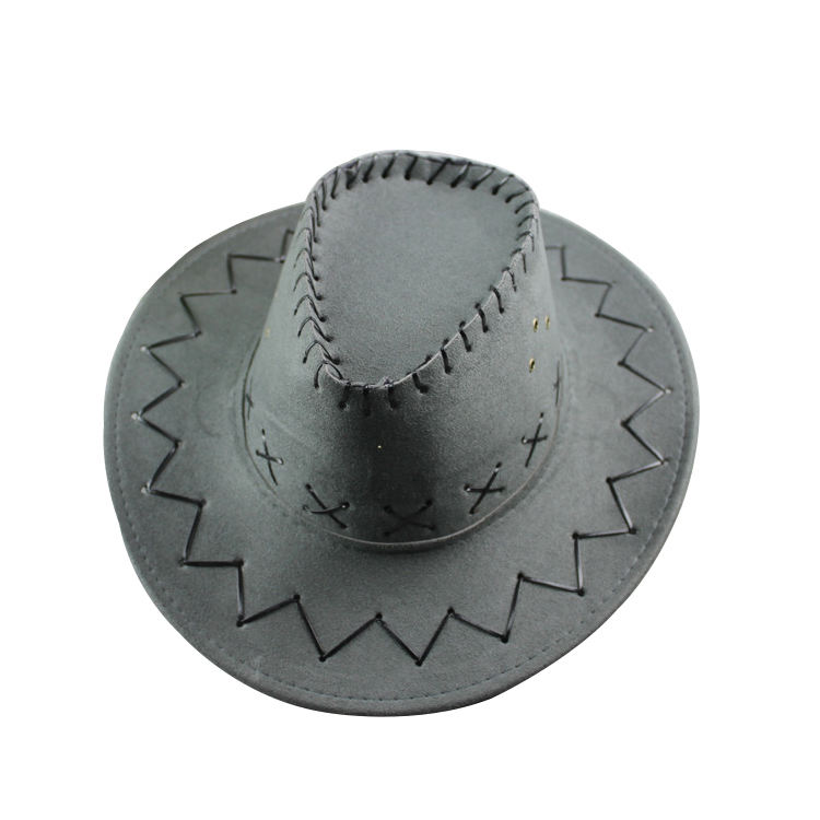 Promotional fashion embroidered mexico bands cowboy hats