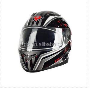 2015 new design for full face helmet with bluetooth intercom