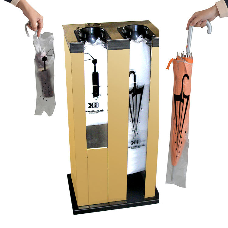 best selling gadget products 2020 in usa Umbrella Bag dispenser packing machine for wet item