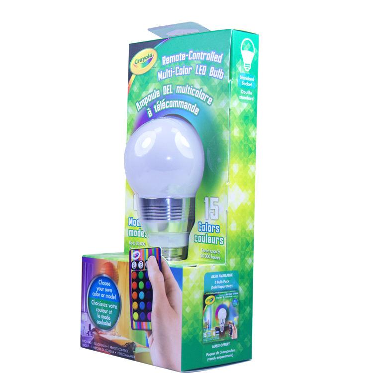 Пульт дистанционного управления RGB лампы светодиодные лампочки