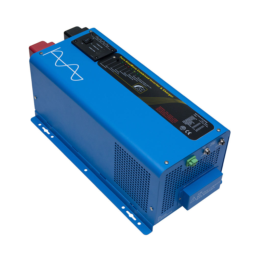 Factory price 3000w DC 12 v to AC 110v 220 v household pure sine wave power inverters