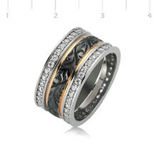 Tekbir Silver 925 Pair Wedding Ring | WR0820124