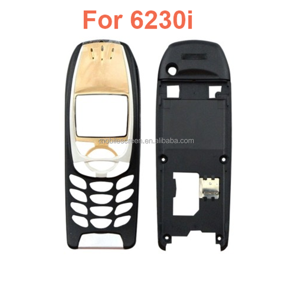 China supplier for full Housing Cover Replacement for Nokia 6310 6310i