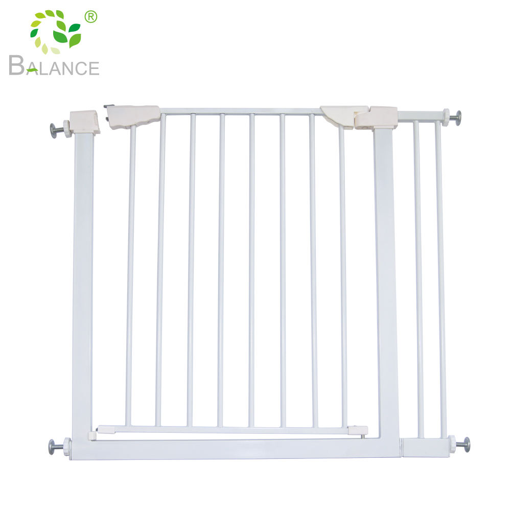 New design adjustable baby gate retractable pet gate for baby safety