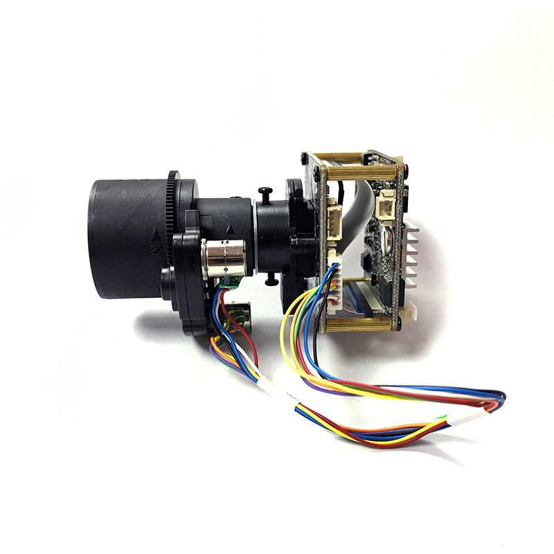 WDR 3MP OEM IP Camera Module 2.8-12 Mm Motorized Focus Auto Lensa Zoom Rendah <span class=keywords><strong>Lux</strong></span> Sony IMX123 CMOS papan <span class=keywords><strong>Kamera</strong></span> PCB SIP-E123DML-2812