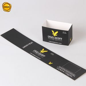 Sinicline 2021 trends customized design printed paper packaging box sleeve