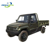 Good Quality Best Price  Electric Pickup/ Electric Car/Electric Cargo Truck