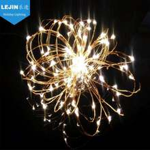 New design led copper wire fairy light for festival decoration