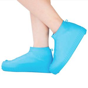 Wholesale Custom Outdoor Waterproof Silicone Protective Sock Rain Shoe Covers