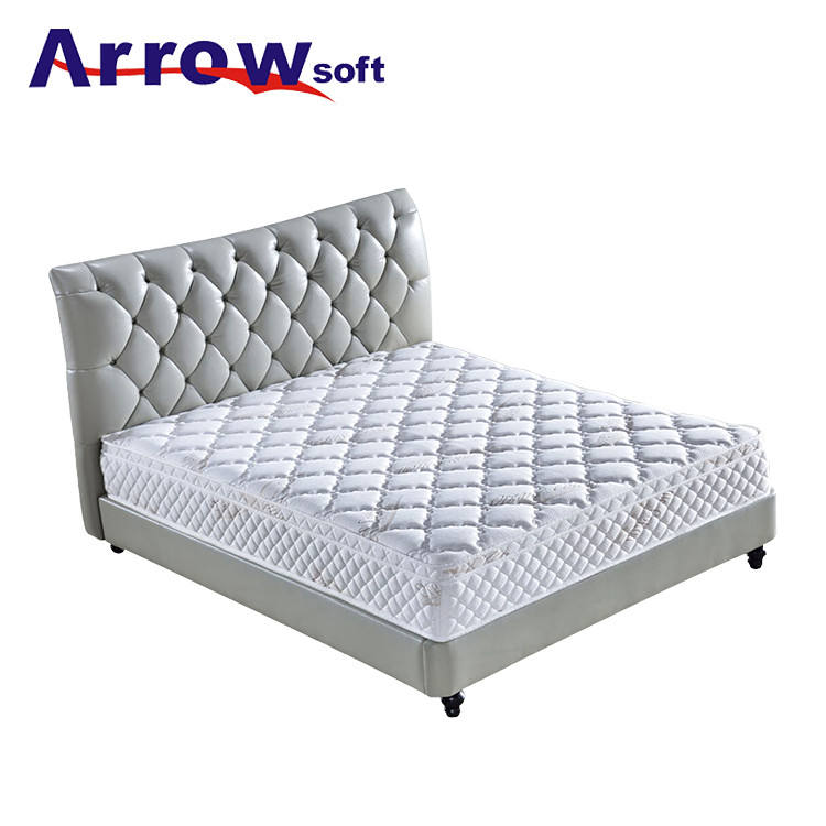 regular foam bonnell spring hotel bed mattress