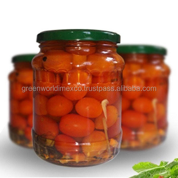 HIGH QUALITY CANNED PICKLED TOMATO FOR SALE NOW !