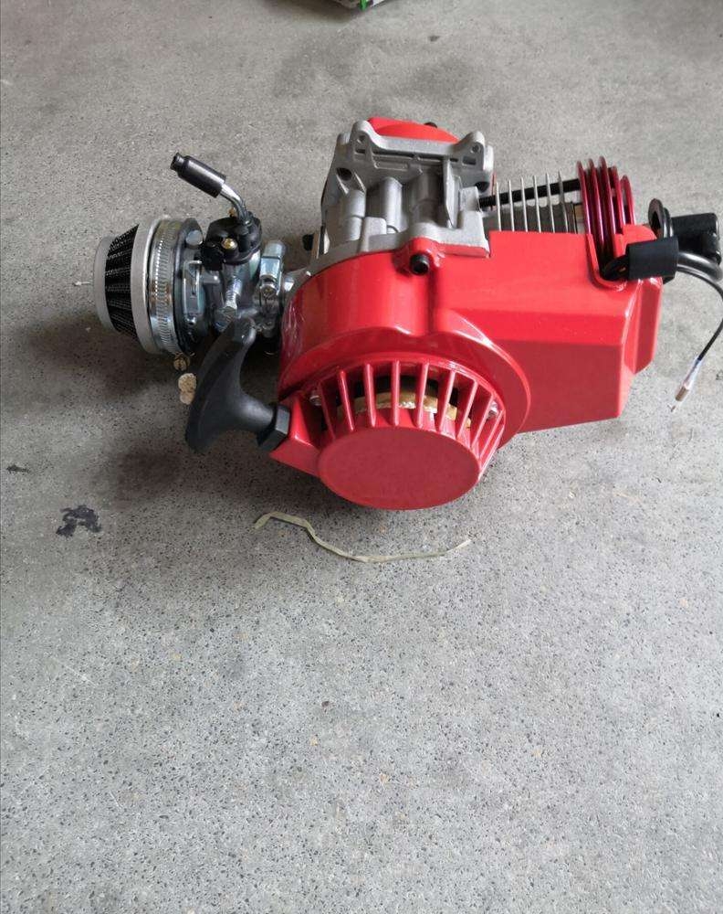 Sican 49cc Air Cooling Engine W//Gear Box for Dirt Pocket Bike Mini ATV Scooter Race